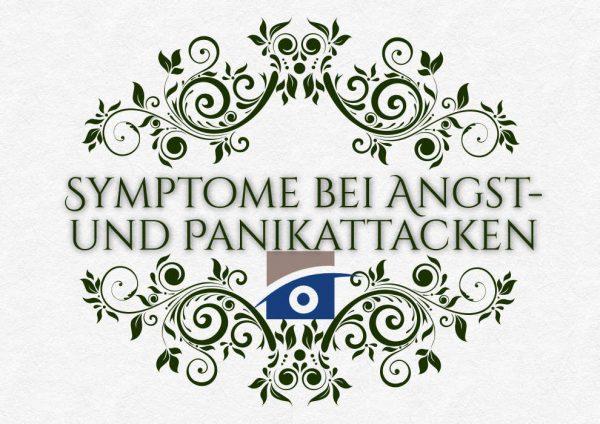 Symptome bei Angst- und Panikattacken