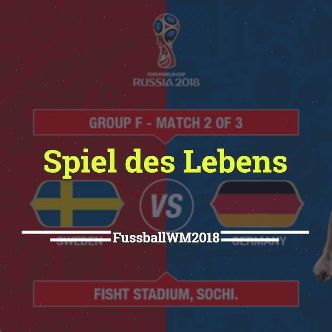 FIFA Fussball-Weltmeisterschaft Russland 2018™