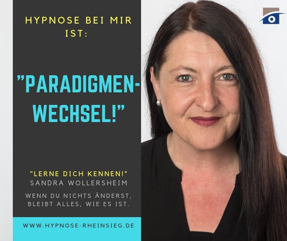 Sinnkrise - Paradigmenwechsel durch Hypnose