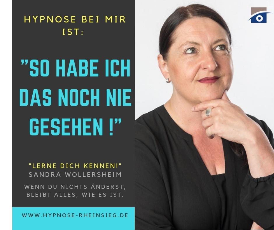 Hypnose Vortrag Messe Sandra Wollersheim Hypnose Rheinsieg Information Messe Power&Potential