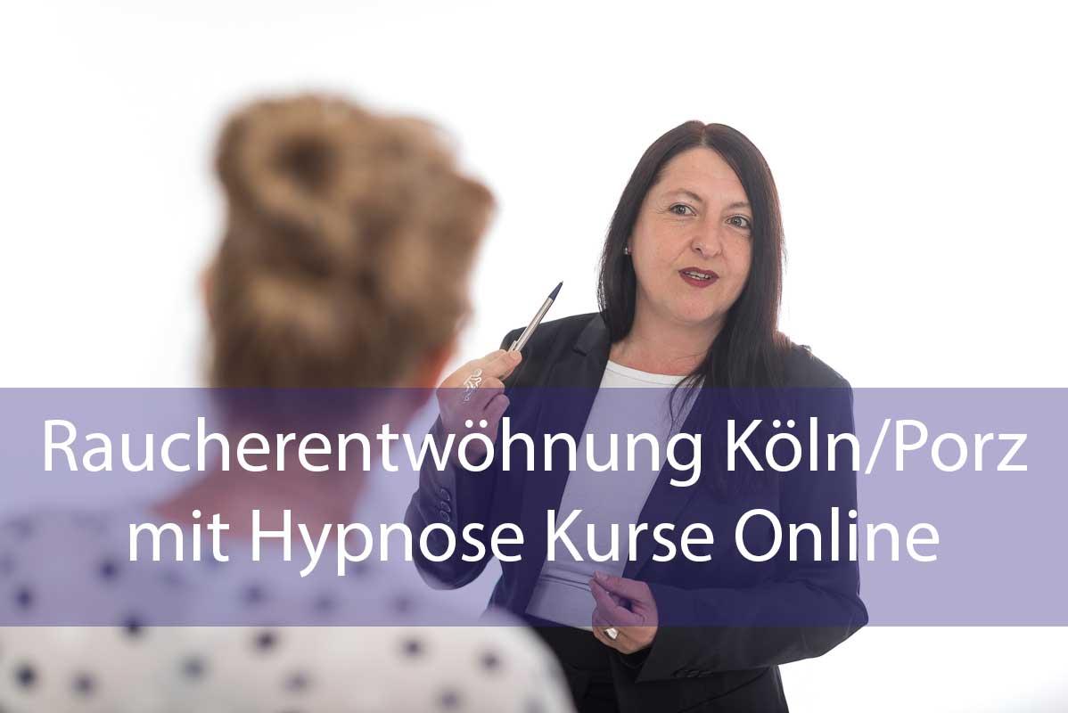 Raucherentwöhnung Köln/Porz mit Hypnose Kurse Online